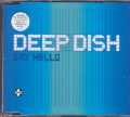 DEEP DISH Say Hello EU CD5 w/2 Tracks