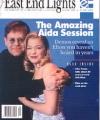 ELTON JOHN East End Lights (#34) USA Fan Club Magazine