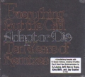 EVERYTHING BUT THE GIRL Adapt Or Die: Ten Years Of Remixes USA CD