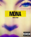 MADONNA MDNA World Tour USA DVD
