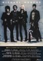 MICHAEL MONROE 2013 JAPAN Tour Flyer