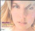 MELANIE C I Turn To You UK CD5 w/Postcards