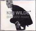 KIM WILDE Breakin' Away UK CD5 Promo