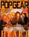 HEART Popgear (4/88) JAPAN Magazine