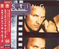 STING At The Movies JAPAN CD of STING`S SONGS FEATURED IN SOUNDT