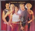 STEPS Here And Now/You'll Be Sorry UK CD5
