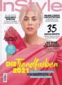 LADY GAGA In Style (3/21) GERMANY Magazine