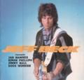 JEFF BECK 1986 Japan Tour JAPAN Tour Program