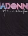 MADONNA Confessions On A Dance Floor Logo Design USA T Shirt