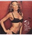 KYLIE MINOGUE 2003 USA Calendar