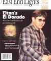 ELTON JOHN East End Lights (#38) USA Fan Club Magazine