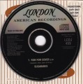 SUGABABES Run For Cover UK CD5 1-Trk Promo