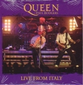 QUEEN + PAUL RODGERS Live From Italy USA CD5 Promo w/2 Tracks