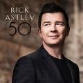 RICK ASTLEY 50 USA LP Vinyl