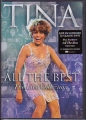 TINA TURNER All The Best The Live Collection USA DVD