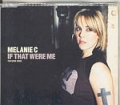 MELANIE C If That Were Me UK CD5