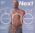 KEVIN AVIANCE Next (4/26/02) USA Magazine