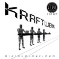 KRAFTWERK Minimum Maximum UK 4LP Box Set