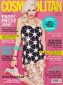 GWEN STEFANI Cosmopolitan (3/15) GERMANY Magazine