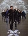 X-MEN 2 JAPAN Movie Program  HALLE BERRY  HUGH JACKMAN