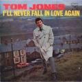 TOM JONES I'll Never Fall In Love Again JAPAN LP
