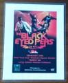 BLACK EYED PEAS THE E.N.D World Tour USA Laminated Tour Flyer