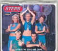 STEPS After The Love Has Gone HONG KONG CD5 Promo