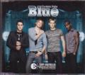 BLUE Curtain Falls EU CD5 w/2 Tracks