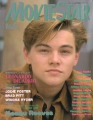 LEONARDO DiCAPRIO Movie Star (6/95) JAPAN Magazine