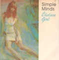 SIMPLE MINDS Chelsea Girl UK 7''