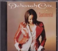 DEBORAH COX Sentimental USA CD5 Promo w/4 Mixes