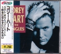 COREY HART The Singles JAPAN CD w/15 Tracks