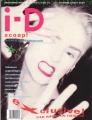 i-D (10/86) UK Magazine