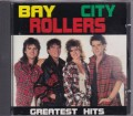 BAY CITY ROLLERS Greatest Hits UK CD