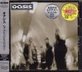 OASIS Heathen Chemistry JAPAN CD w/Bonus Track