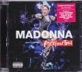 MADONNA Rebel Heart Tour USA 2CD