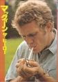 STEVE MCQUEEN McQueen The Hero Cine Album JAPAN Picture Book