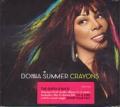 DONNA SUMMER Crayons USA CD