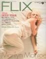 MARILYN MONROE Flix (9/93) JAPAN Magazine
