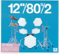 12/80 New Wave 80s 12inch Remixes Volume 2 UK 3CD Box Set