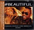 MARIAH CAREY & MIGUEL Beautiful Remix CHINA CD5