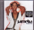JAMELIA Thank You UK CD5