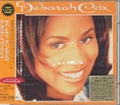 DEBORAH COX Deborah Cox JAPAN CD w/Sentimental Uptempo Mix