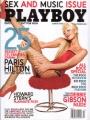 PARIS HILTON Playboy (3/05) USA Magazine