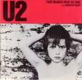 U2 Two Hearts Beat As One USA 7