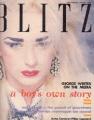 CULTURE CLUB Blitz (10/84) UK Magazine