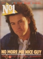 NO. 1 Number 1 Magazine January 11th 1986