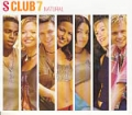 S CLUB 7 Natural UK CD5 w/3 Tracks + CD Extra