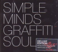 SIMPLE MINDS Graffiti Soul EU 2CD Deluxe Edition