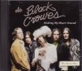 BLACK CROWES Kicking My Heart Around USA CD Promo w/9 Tracks